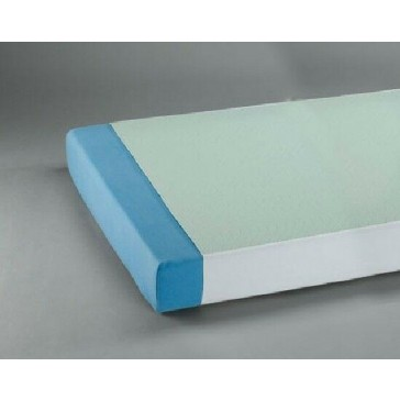SUPRIMA 3112 Bed Image - Washable bed pad with tucks