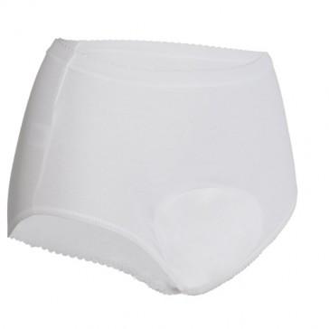 Ladies Full Brief - White - Side view