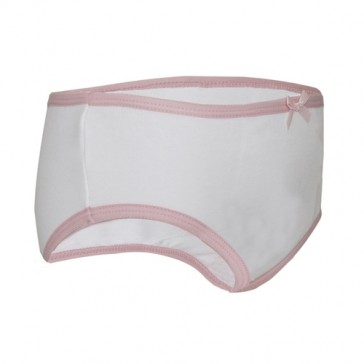 Girls Concealed Padded Brief