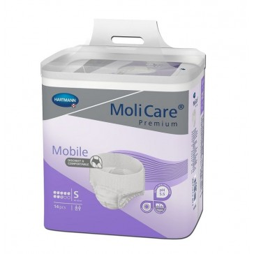 MoliCare Premium Mobile, 8 drop Pull Up Pant (PURPLE PACK)