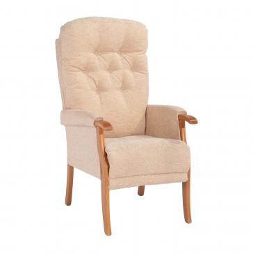 Avon High Back Chair