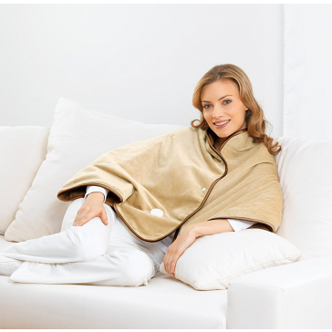 Beurer Cosy Heated Cape Sit back and relax with the Beurer Cosy Heated Cape