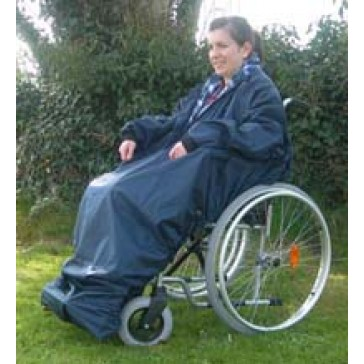 Carlo PLUS Wheelchair Jacket
