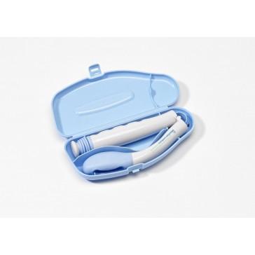 BUCKINGHAM Easy Wipe Toileting Aid, Folding with Travel Case.