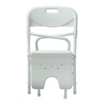 CROMARTY Folding Shower Chair