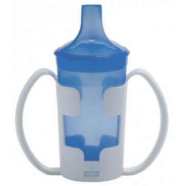 Twin handle Feeding cup holder