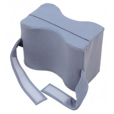Leg Spacer cushion alleviating pressure on knees and legs