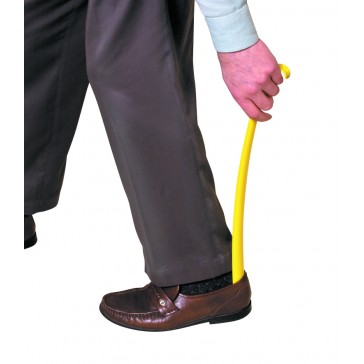 Long Shoehorn with Hook