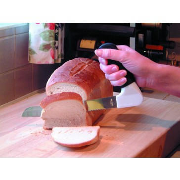 Easi Grip Angled Bread Knife