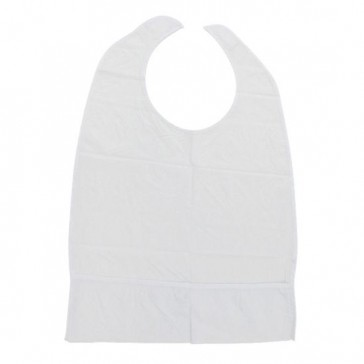 Soft Vinyl Bib with Food Catcher