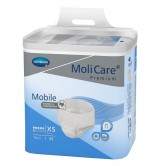 MoliCare Premium Mobile, 6 drop Pull Up Pant (BLUE PACK).