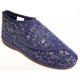Ladies Betsy Bootie-Style Slippers