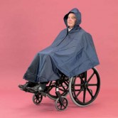 Kaeto PLUS Lined Wheelchair Poncho