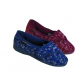 Ladies Bluebell Slippers