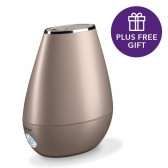 Beurer Humidifier plus free gift Marble Hill Euventol Essential Oils