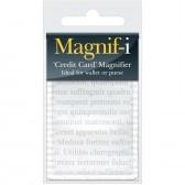 Magnif-i Credit Card Magnifier