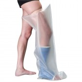 Waterproof Cast Protector for Upper Leg