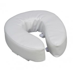 Padded Raised Toilet Seat