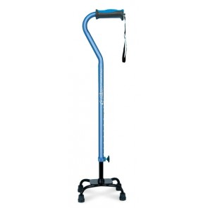 Quadro Adjustable Walking Stick