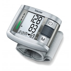 Beurer BC 19 Wrist Blood Pressure Monitor with voice