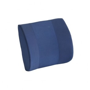 Metro D-Shape Back Support Cushion