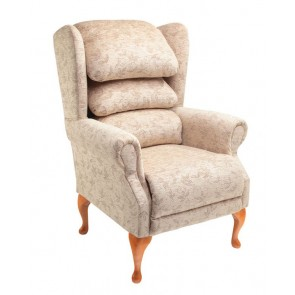 Cannington High Back Fireside Chair
