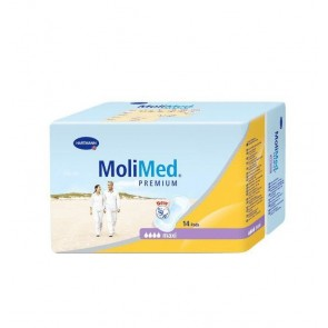 MoliMed Premium Pad, MAXI for moderate incontinence protection