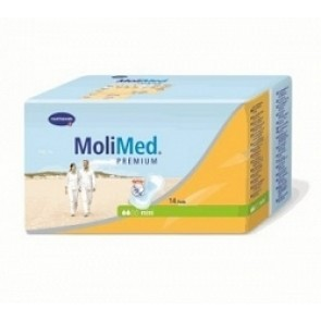 MoliMed Premium Pad, MINI for light - moderate incontinence protection