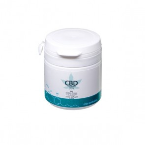 Marble Hill CBD capsules Cannibidol food supplement to help relieve stress and promote sense of well-being and wellness