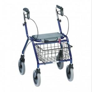 Invacare Dolomite Legacy Quad-walker Rollator