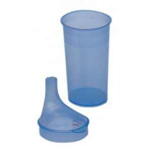 Blue Feeding Cup Set