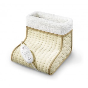 Beurer Cosy Heated Foot Warmer - Comfort, safe and easy to use