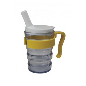 Non Spill Drinking Cup Handle