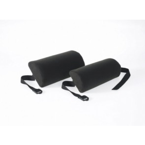 D Shape Lumbar Rolls for back support and comfort on flat backed chairs