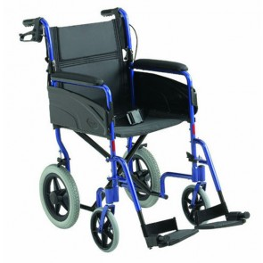 Invacare AluLite Transit Wheelchair