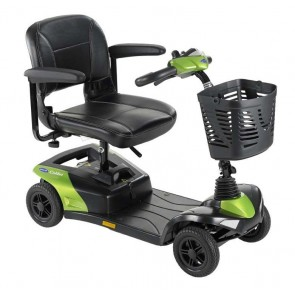 Invacare Colibri Scooter in Jade Green