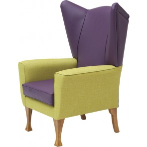 Jedburgh High Back Chair