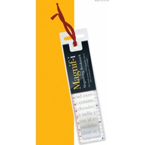 Magnif-i Bookmark Ruler