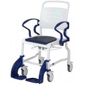 Mobile Sani-chair and shower chair Stalham