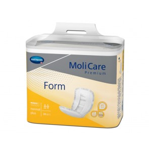 MoliCare Premium Form Normal Plus large shaped incontinence pad