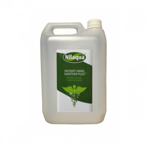 Nilaqua 'COVID-19 Killing' Hand Sanitiser 5L Refill