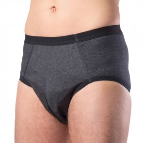 Suprima Mens Bodyguard FIVE Brief - Incontinence protective underwear