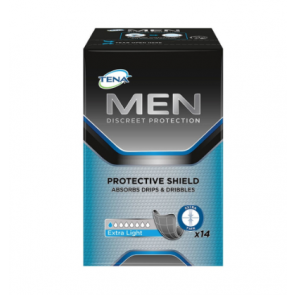 TENA for Men - Protective Shield - Discreet protection for dribble incontinence